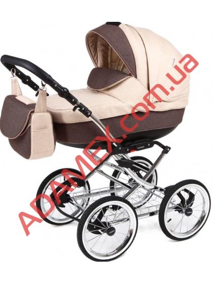 Коляска 2в1 Adamex Katrina Eco 606K