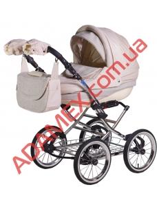 Коляска 2в1 Adamex Lara Retro Eco 612K