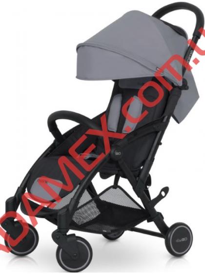 Прогулочная коляска EasyGo Minima Grey fox