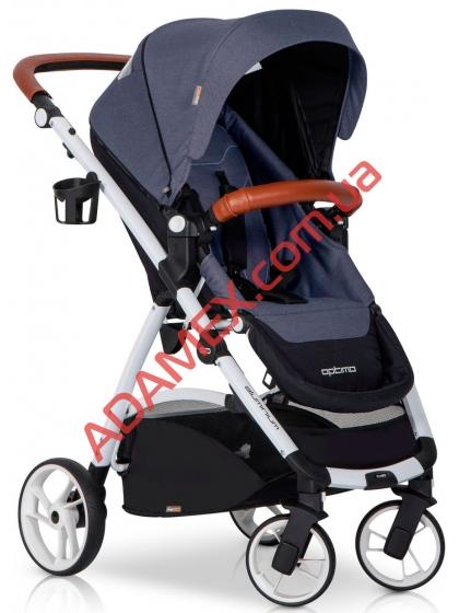 Прогулочная коляска EasyGo Optimo Denim