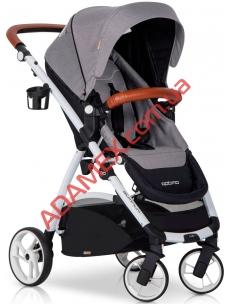 Прогулочная коляска EasyGo Optimo Grey Fox