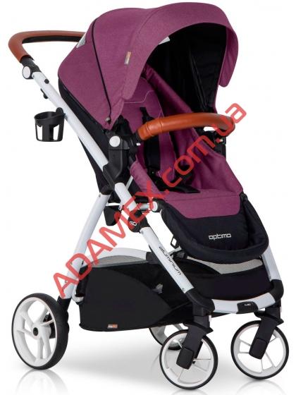 Прогулочная коляска EasyGo Optimo Purple