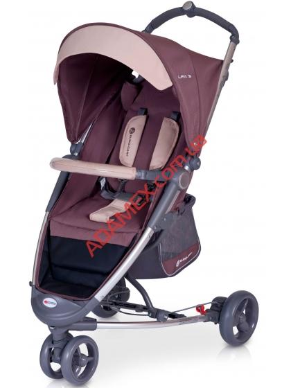 Прогулочная коляска Euro-Cart Lira 3 Chocolate