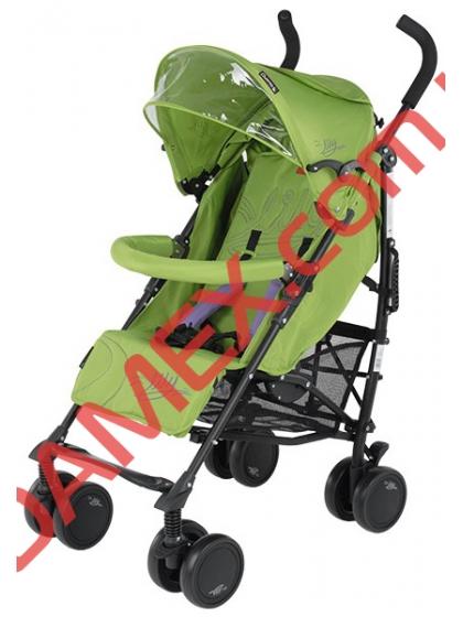 Прогулочная коляска-трость Quatro Lily Green №2