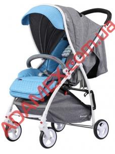 Прогулочная коляска Quatro Lion Turquoise