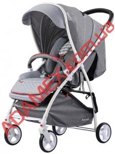 Прогулочная коляска Quatro Lion Grey №14