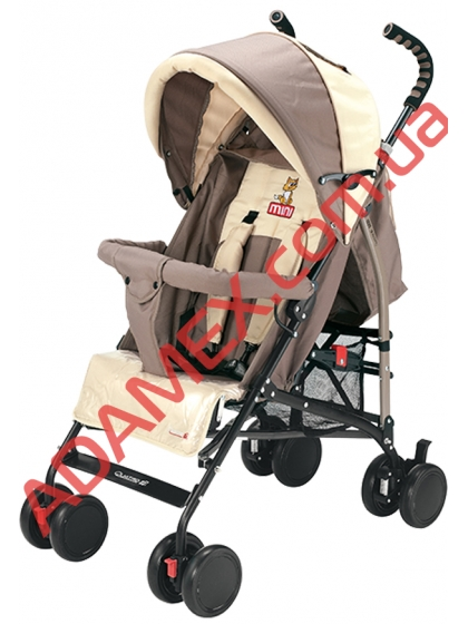 Прогулочная коляска-трость Quatro Mini Beige