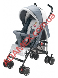 Прогулочная коляска-трость Quatro Mini Grey