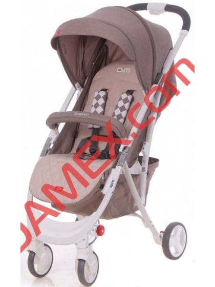 Прогулочная коляска Quatro Mio Beige