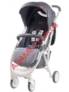 Прогулочная коляска Quatro Mio Grey