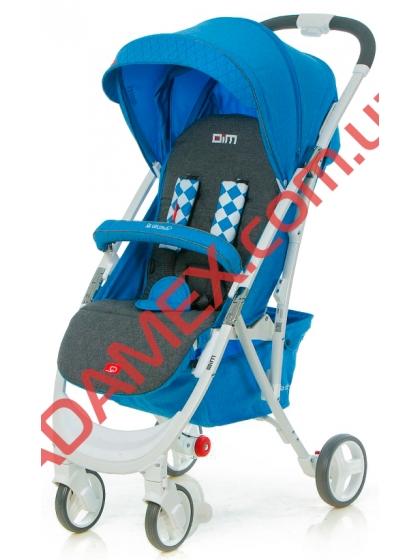 Прогулочная коляска Quatro Mio Turquoise