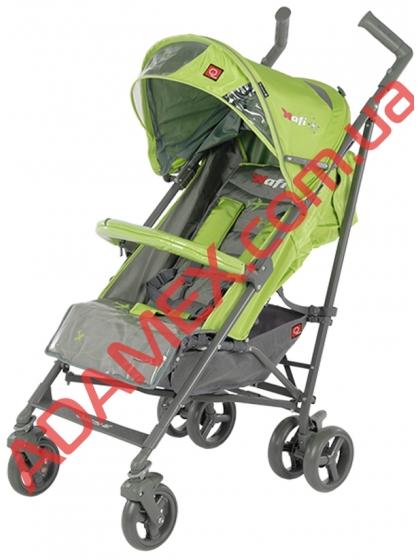 Прогулочная коляска-трость Quatro Nafi Green