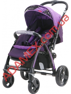 Прогулочная коляска Quatro Rally Purple