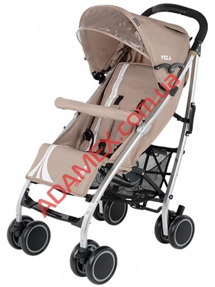Прогулочная коляска-трость Quatro Vela Beige