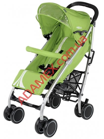 Прогулочная коляска-трость Quatro Vela Green