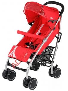 Прогулочная коляска-трость Quatro Vela Red