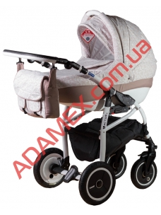 Коляска 2в1 Adamex Active 226W