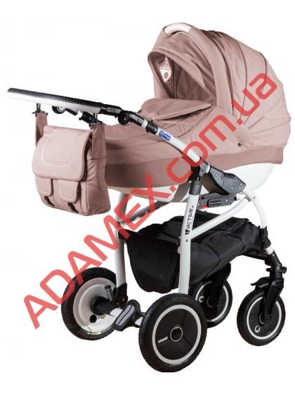 Коляска 2в1 Adamex Active Len 310W