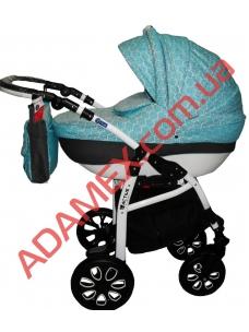 Коляска 2в1 Adamex Active 35M