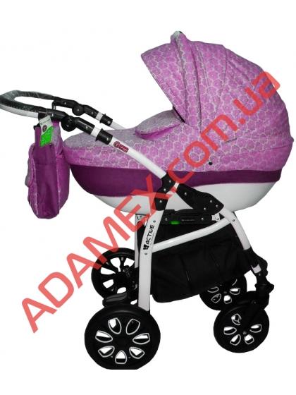 Коляска 2в1 Adamex Active 942G