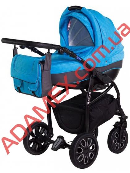 Коляска 2в1 Adamex Active 506G