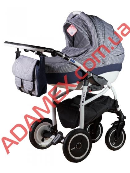 Коляска 2в1 Adamex Active Len 50L