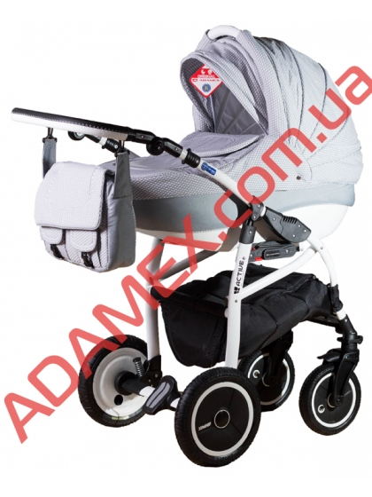 Коляска 2в1 Adamex Active Len 53L