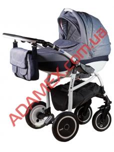 Коляска 2в1 Adamex Active 553G