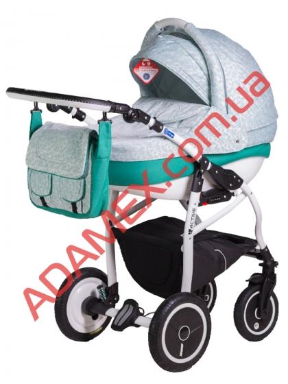 Коляска 2в1 Adamex Active 579G