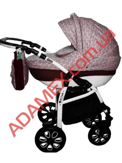 Коляска 2в1 Adamex Active 583G