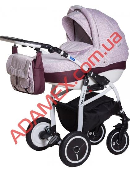 Коляска 2в1 Adamex Active 588G