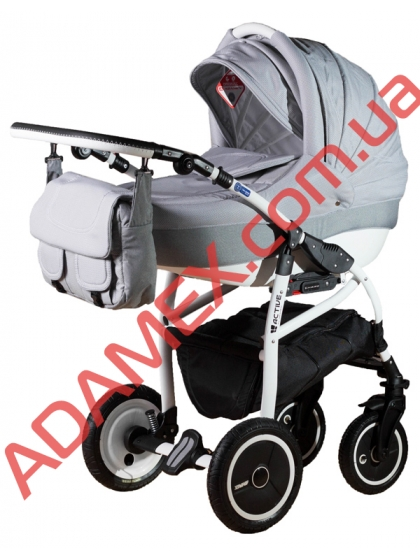 Коляска 2в1 Adamex Active Len 88L
