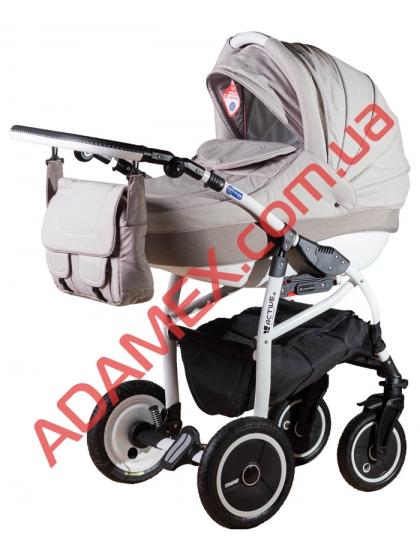 Коляска 2в1 Adamex Active Len 91L