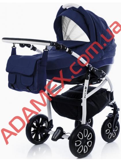 Коляска 2в1 Adamex Active 931G