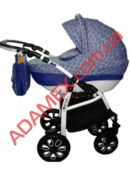 Коляска 2в1 Adamex Active 940G
