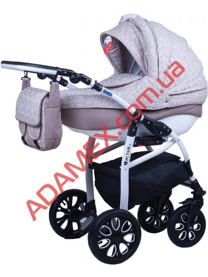 Коляска 2в1 Adamex Active 951G