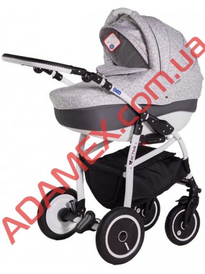 Коляска 2в1 Adamex Active 968G
