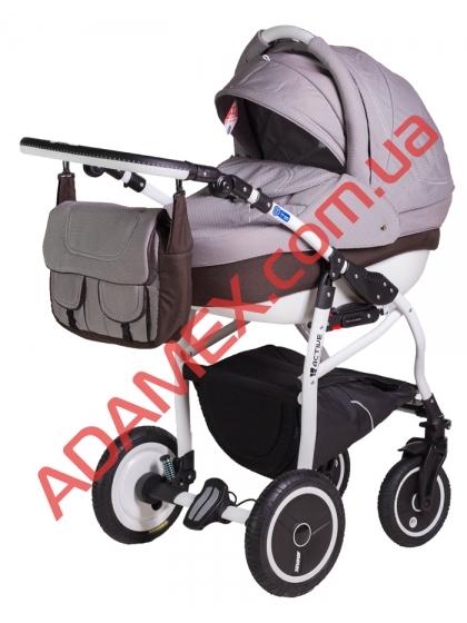 Коляска 2в1 Adamex Active Len 982G