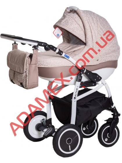 Коляска 2в1 Adamex Active 990G