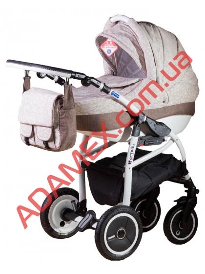 Коляска 2в1 Adamex Active Len 299W