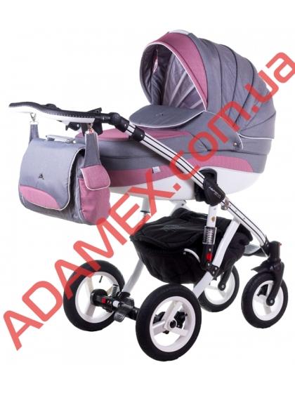 Коляска 2в1 Adamex Aspena Delux 90L