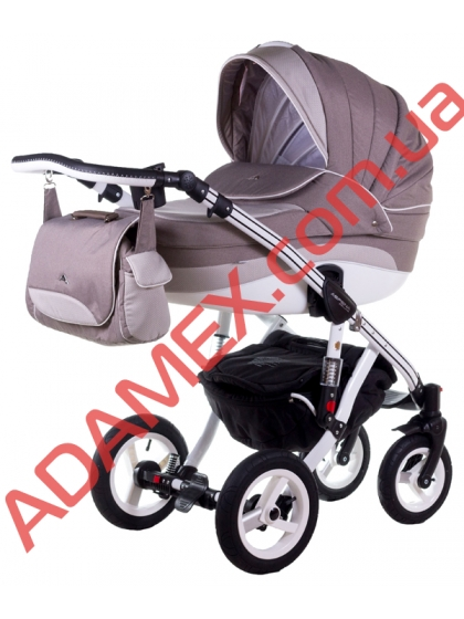 Коляска 2в1 Adamex Aspena Delux 91L