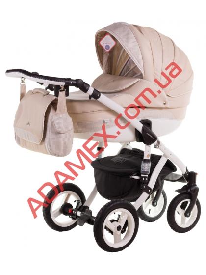 Коляска 2в1 Adamex Aspena Eco 649K