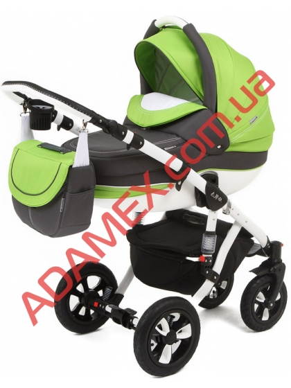 Коляска 2в1 Adamex Avila 05P