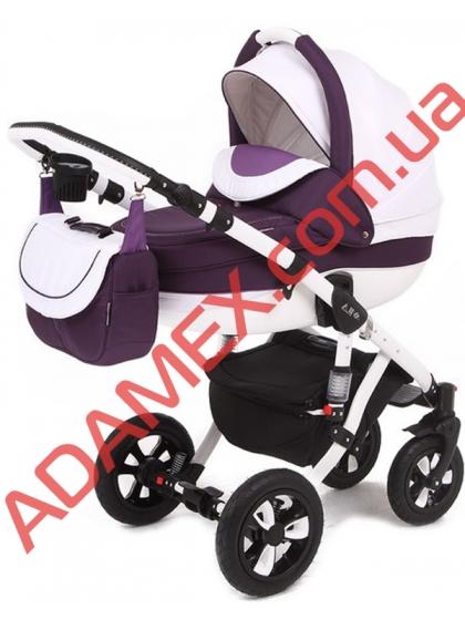 Коляска 2в1 Adamex Avila 08P