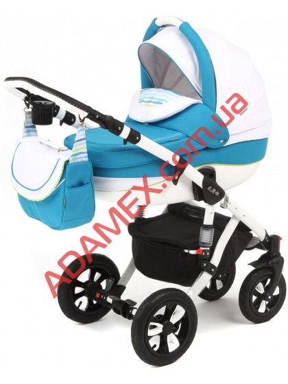 Коляска 2в1 Adamex Avila 18P