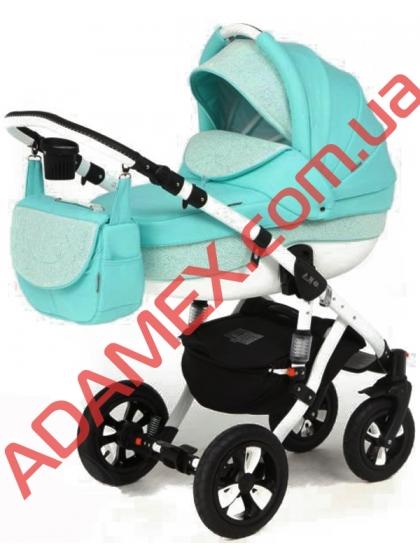 Коляска 2в1 Adamex Avila 43G