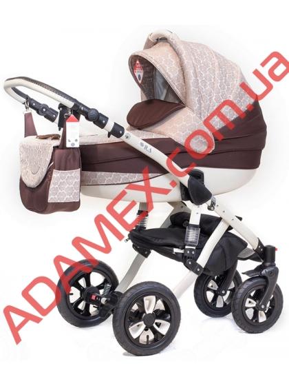 Коляска 2в1 Adamex Avila 926G