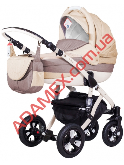 Коляска 2в1 Adamex Avila 904G