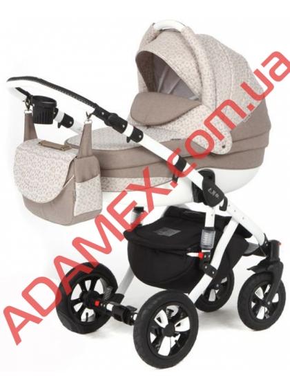 Коляска 2в1 Adamex Avila 990G